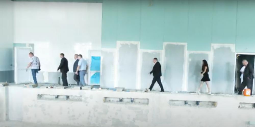 Реконструкція басейну у Дубно вже на фінішній прямій (ВІДЕО)